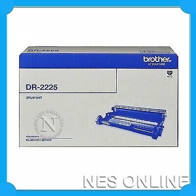 Brother Genuine DR2225 Drum Unit DCP-7055/DCP-7060D/DCP-7065DN/FAX-2840/2950 12K