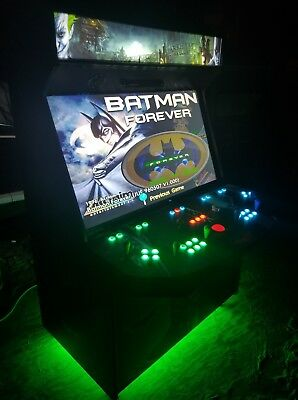 """50"""" LED TV - 4 Player Home Video Arcade Game MAME(TM)"""
