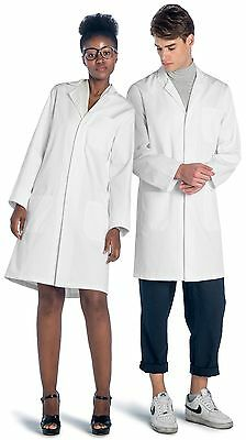 Dr. James 100% Cotton Superior Quality Unisex Lab Coat