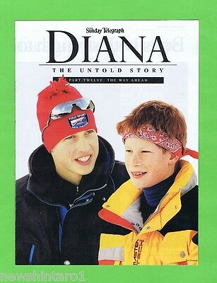 Princess  Diana Special Issue  Part  Twelve - The Way Ahead