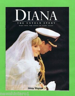 Princess  Diana Special Issue  Part  Two -  The Stuff Of Fairy Tales