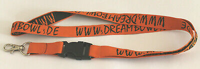 Dream Bowl Bowling Center Schlüsselband Lanyard NEU (T75)