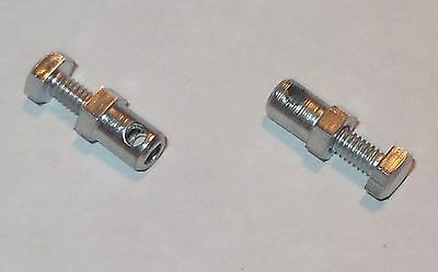 CHOKE CABLE CLAMPS Solder Less Nipples for MGB Roadster & MGBGT 1962-71