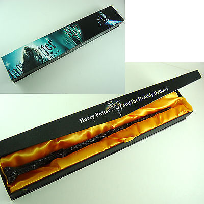 "HOT New Harry Potter 14.5"" Magical Wand Replica Cosplay In Box"