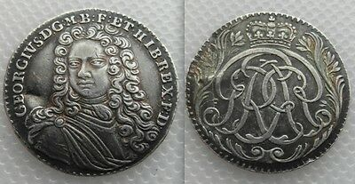 Very Scarce collectable Coronation Medal of King George I