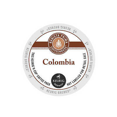 Barista Prima Coffeehouse Colombia Coffee Keurig K-Cups 96-Count