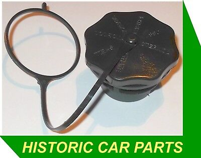 Plastic Oil Filler Cap for MORRIS Mini Cooper S 970 1071 1275 cc 1963-71