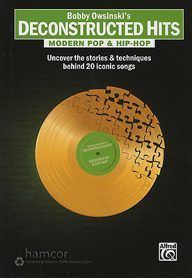Deconstructed Hits Modern Pop & Hip Hop Stories & Techniques Behind Iconic Songs