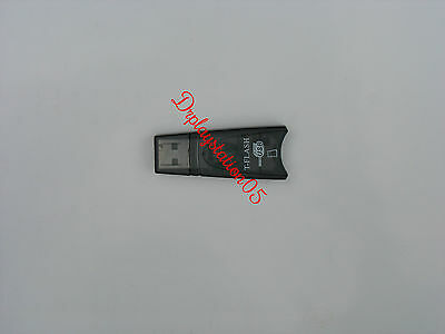 Micro SD/TF To USB Adaptor Reader Brand New ( No Package )