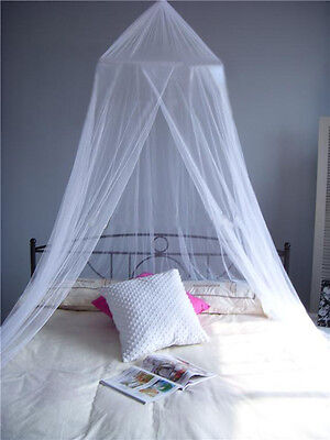 Romantic Single Double King Queen Size Bed Entry Mosquito Canopy Net Camping UK