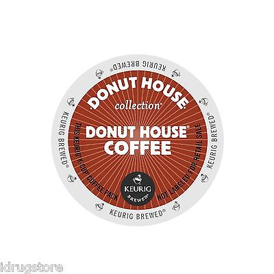 Donut House Collection Coffee Keurig K-Cups PICK ANY FLAVOR 96-Count
