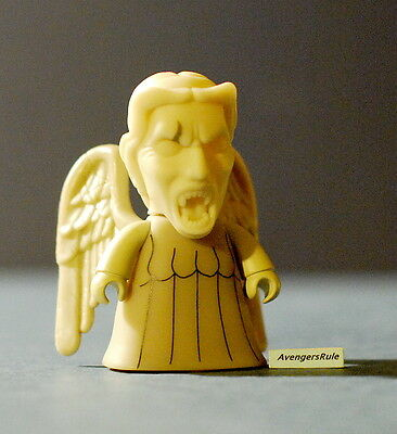 Doctor Who Titans Series 2 Vinyl Figures 3 Inch Weeping Angel 2/20 Rarity