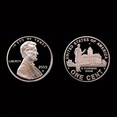 2009 S Lincoln Professional Mint Proof ~ U.S. Coin from Original Proof Set