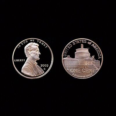 2009 S Lincoln Presidency Mint Proof Penny ~ Coin from Original U.S. Proof Set