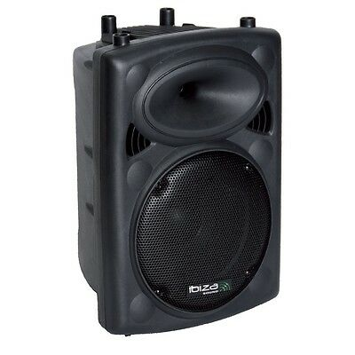 300 W aktive Lautsprecherbox Verstärker Bass Party-Box DJ-Equipment SLK 8A USB