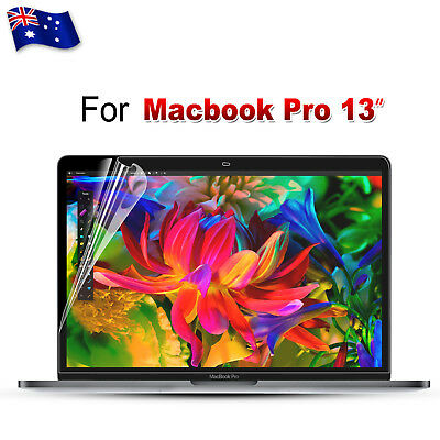 Ultra Clear LCD Screen Protector For Apple Macbook Pro Air 13'' Film Cover Skin