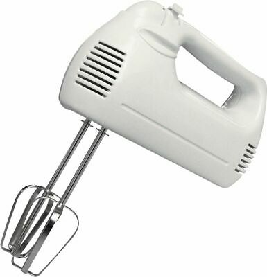 Simple Value Electric Hand Mixer 5 Speed 150W White -From the Argos Shop on ebay