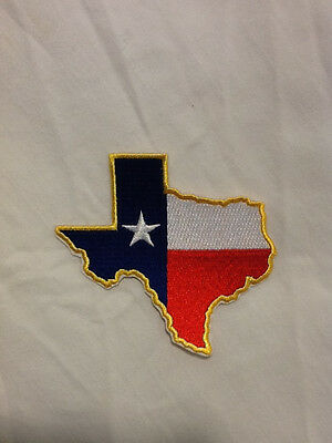 Texas State Flag Motorcycle Biker Vest Hat Shirt Jacket Patch Dont Mess With