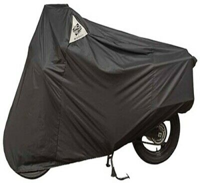 Dowco 50124-00 Guardian WeatherAll Plus Motorcycle Cover for Sport Bikes, New