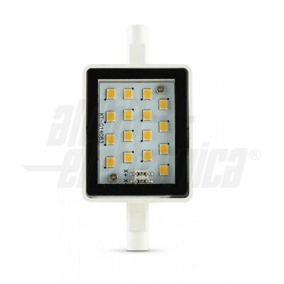 R7s 18w lampadina a led non dimmerabile for Beghelli r7s 78mm