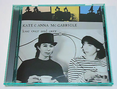 KATE & ANNA McGARRIGLE Love Over And Over +2 JAPAN CD 1997 VACK-1135