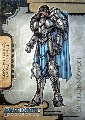 Mage Knight Rebellion TCG CCG RE57 Paladin Prince