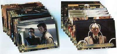 X-MEN The Movie 2000 Base Trading Card LOT!!! NM/M 71 Cards #1