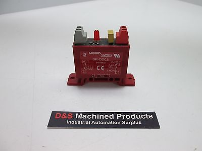 Gordos DR-ODC5 Solid State Relay 3.5-8VDC Input, 3-60VDC 3A Output