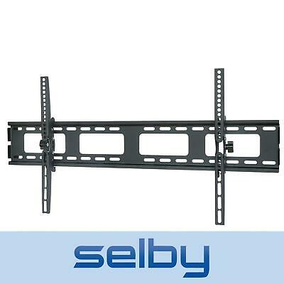 "42-70"" inch 60kg LCD LED Plasma TV XL Large Slim Tilt Wall Mount Bracket Selby"