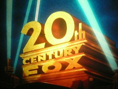 35MM - COMPANY LOGO for FEATURE FILMS  - 20th CENTURY FOX - sound - 15 sec
