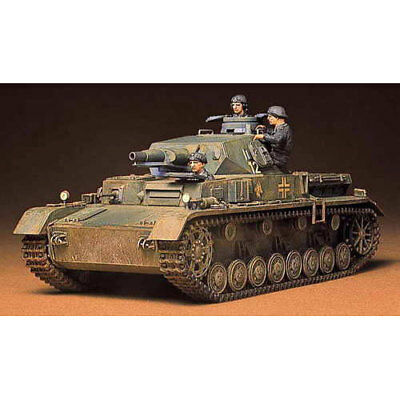TAMIYA 35096 German Pzkpw IV Ausf. D 1:35 Military Model Kit