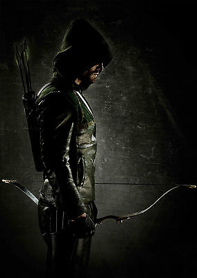 Arrow V2 - A1/A2 Poster **BUY ANY 2 AND GET 1 FREE OFFER**