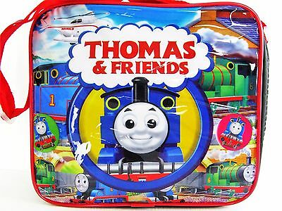 Thomas the tank engine Lunch box shoulder bag ( lunch box & water bottle )
