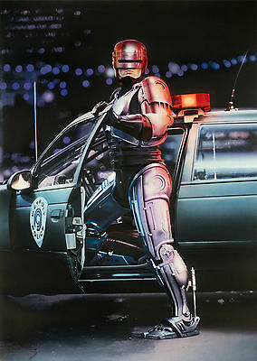 Robocop V3 - A1/A2 Poster **BUY ANY 2 AND GET 1 FREE OFFER**
