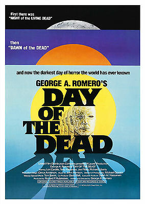 Day Of The Dead (1985) - A1/A2 Poster **BUY ANY 2 AND GET 1 FREE OFFER**