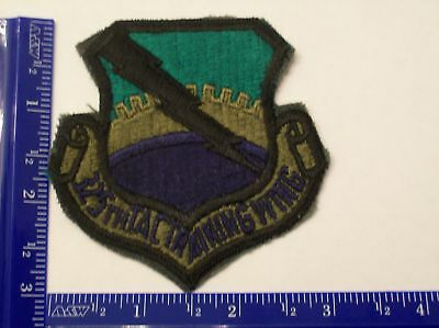 USAF 325th TAC TRAINING WING (Subdued) PATCH (A-1)