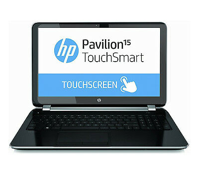 HP Pavilion TouchSmart 15.6 Screen Protector High Clarity/Anti Glare