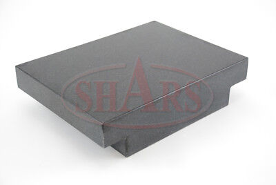 SHARS 18 X 12 x 3 Grade A Granite Surface Plate 2 Ledge .00005 NEW Save $129.09