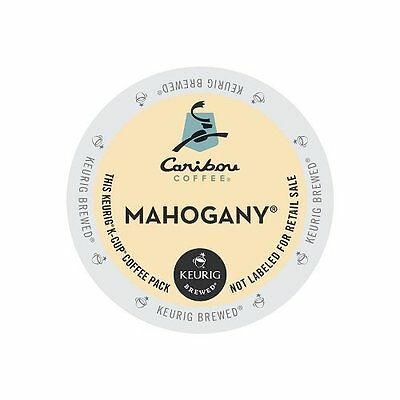Caribou Coffee Mahogany Coffee Keurig K-Cups 96-Count