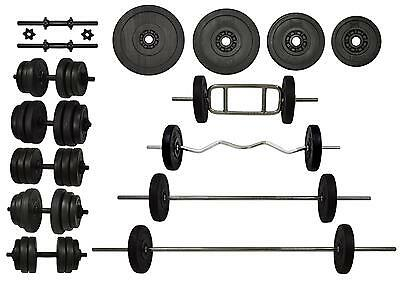 Barbell Weight Set And Dumbbell Weight Set - Choose Your Own