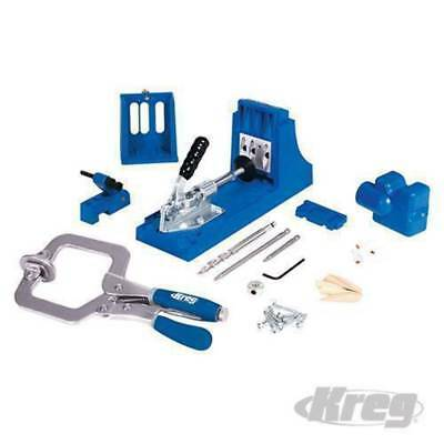 Kreg K4MS Master System Pocket Hole Jig (K3) 95235 From Chronos