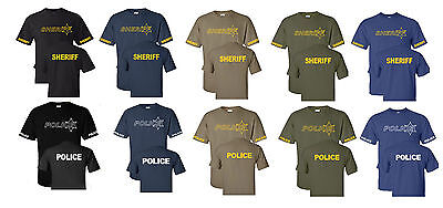 Sheriff-Police-Deputy Sheriff - K9 unit - Law Enforcement  T-shirts Gildan S-5XL