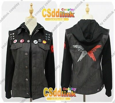 inFAMOUS Second Son cosplay costume with headband