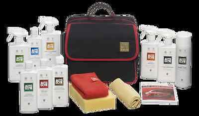 Autoglym Perfect Bodywork, Wheels and Interiors Collection Case