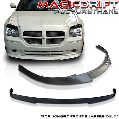 NEW DS Small STYLE Front Bumper Lip Urethane Plastic for 05 06 07 DODGE MAGNUM
