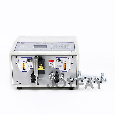 Automatic Computer Wire Stripping Machine Peeling Cutting Machine 0.1-8mm2 CE