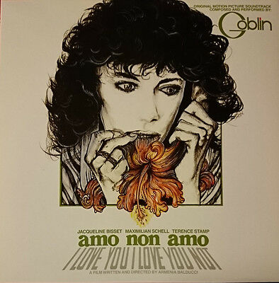 LP GOBLIN - Amo Non Amo Ost Soundtrack VINILE I love you I