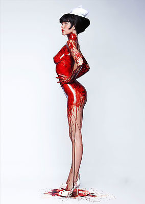Nurse 3D (2013) V2 - A1/A2 Poster **BUY ANY 2 AND GET 1 FREE OFFER**