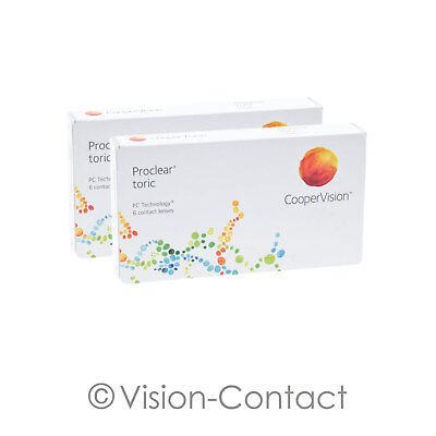 CooperVision - 2x Proclear toric - 6er Box
