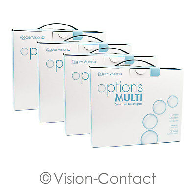 CooperVision - 4x Options Multi - 3x 360ml / 3x Behälter